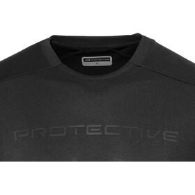 Protective Rawson Fietsshirt Korte Mouwen Heren, black